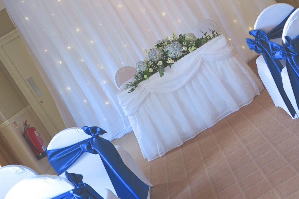 oakmere wedding venue room nottinghamshire