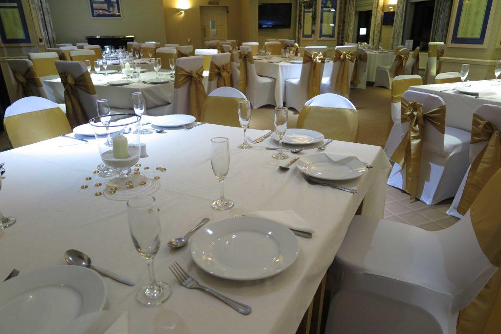wedding oakmere golf nottinghamshire
