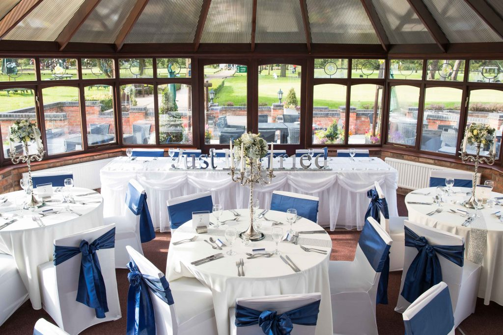 wedding venue reception nottinghamshire