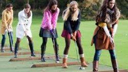 Girls Golf Rocks