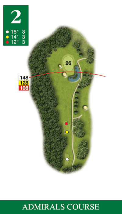 golf course oakmere nottinghamshire