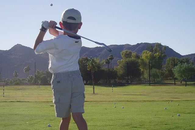 junior golf lessons oakmere