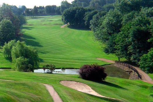 Club Day out to Scraptoft Golf Club