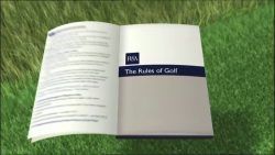 Modernisation of the Rules of Golf