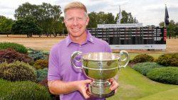 Congratulations Andy Willey