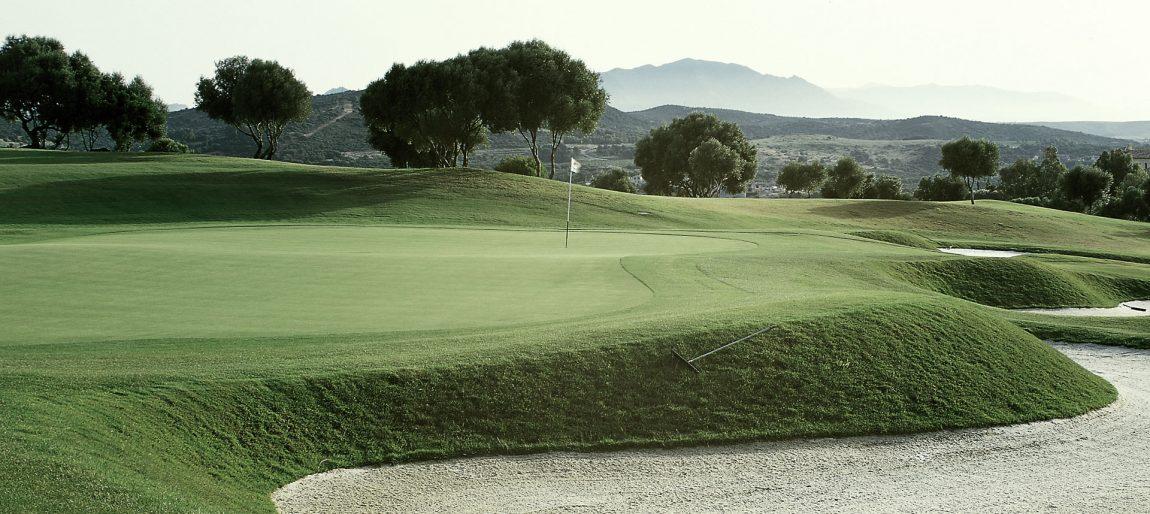 Oakmere overseas trip to Almenara Golf & Country Club, Sotogrande.